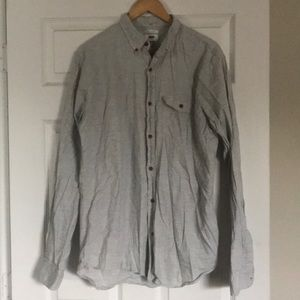 Other - Old Navy long Sleeve Button down shirt sz large